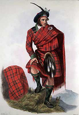 how to wear a kilt like a true scotsman