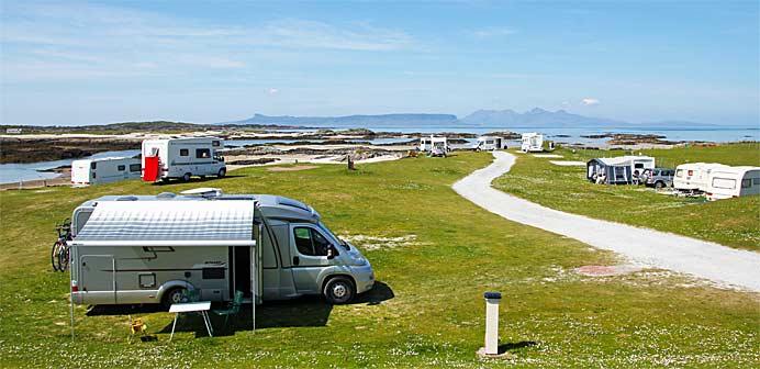 Elegant Colin S Caravan Sleeps 4 Colin S Caravan Is The Ideal Getaway For The