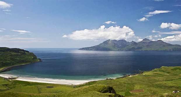 Isle Of Eigg Small Isles Scotland Info Guide