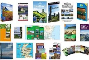 Best Guide Books of Scotland