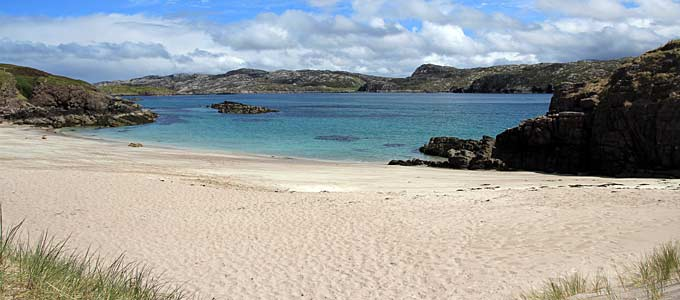 Isle of Handa, a nature reserve off the north-west coast of Scotland