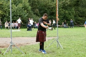 The Highland Games of Scotland