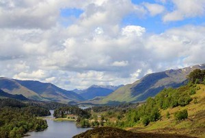 Visit Beautiful Glen Affric