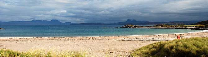 The Beach at Mellon Udrigle