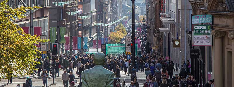 Buchanan Street - The Style Mile