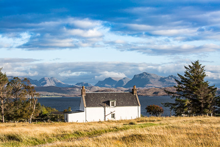 Cottage Wester Ross