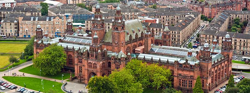 Glasgow Guide Visitor Attractions and Much More Scotland Info Guide – Tourist Map Glasgow