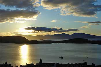 oban-bay-sunset