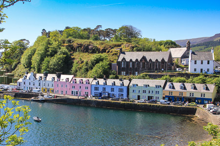 Isle of Skye Accommodation, Travel & Sightseeing