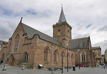 St Johns Kirk Perth