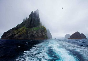 St Kilda from the Sea