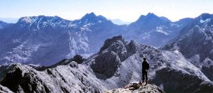 Loch Coruisk and The Black Cuillin Mountains