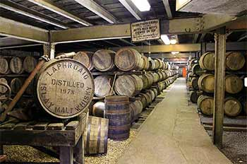 whisky-maturing-in-casks