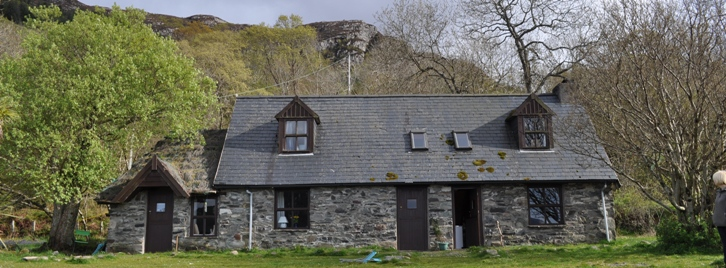 holiday cottage scotland