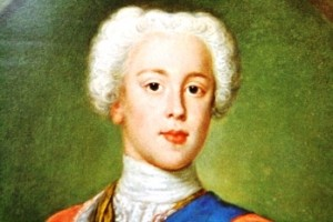 The Landing and Departing of Bonnie Prince Charlie