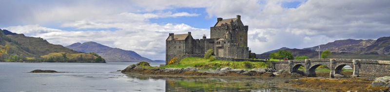 eiliean donan castle