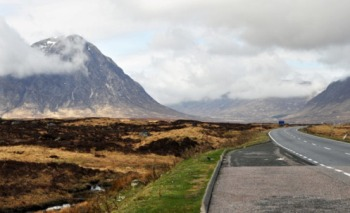 road to glencoe a82