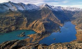 loch coruisk scotland