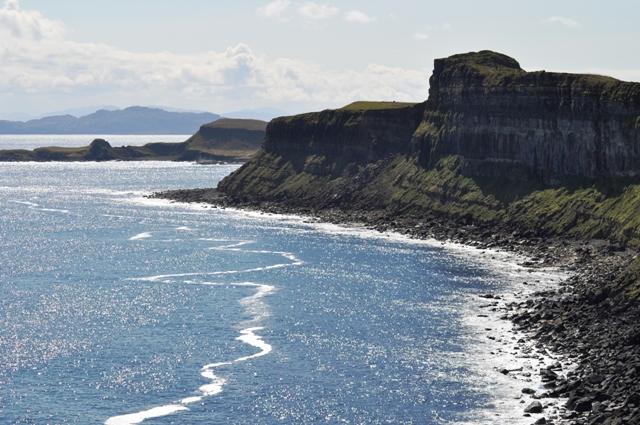 Isle of Sky Cliffs