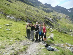Meet the Locals, Keith Melton, Go Glencoe Guiding