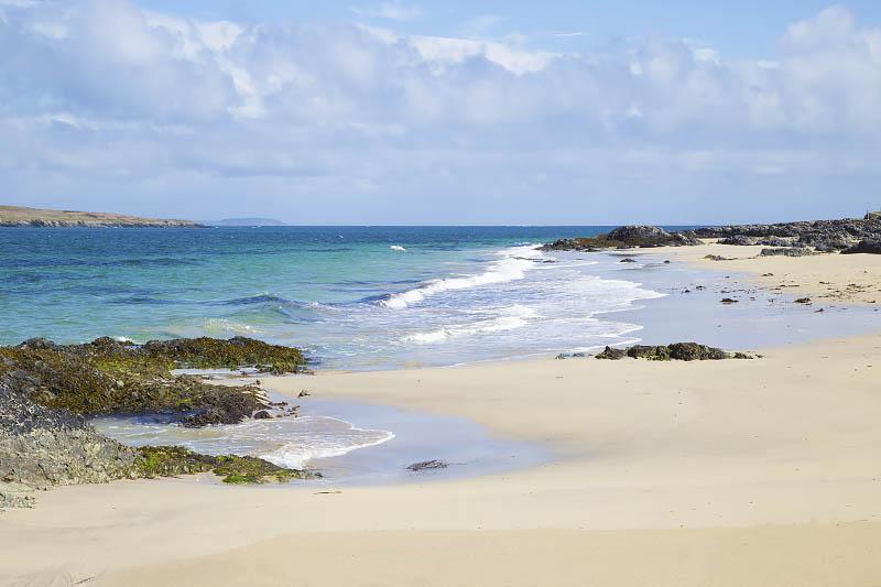 One of Islay's many stunning beaches