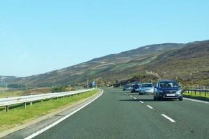 Major Road Improvements A9 Perth to Inverness