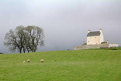 Corgarff Castle Aberdeenshire