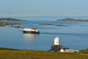Visit the Scottish Islands This Year