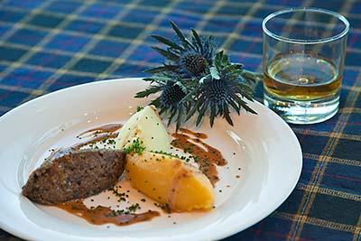 haggis-whisky