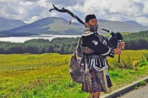 Scotland and the Bagpipes