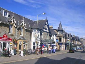 Pitlochry – A Quaint Victorian Town