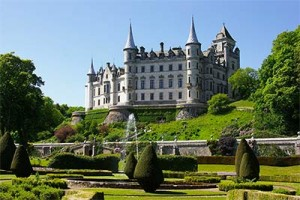 Delightful Dunrobin Castle