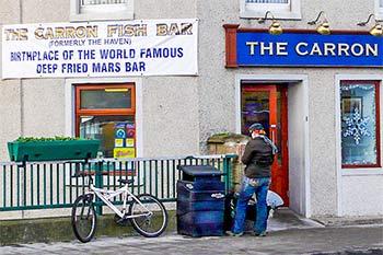 Birthplace Deep Fried Mars Bar