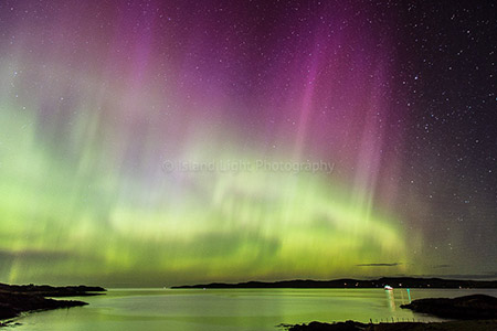 Aurora Borealis Northern Lights Wester Ross
