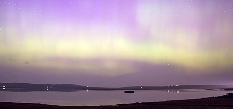 Northern Lights Isle of Islay