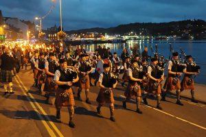 The Royal National Mòd Gaelic Festival