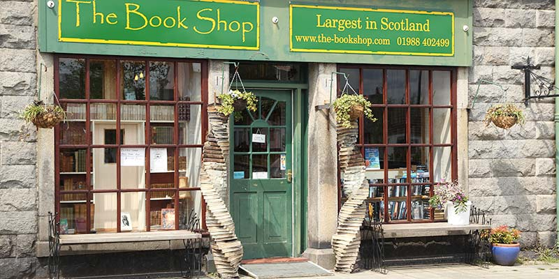 Wigtown The Book Shop