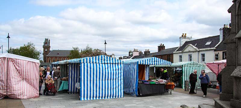 Wigtown Market