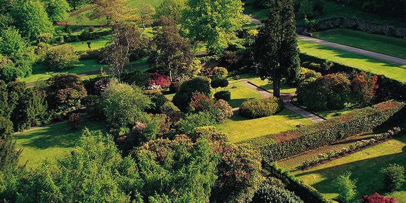 Kelburn Castle Garden