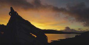 Winter in Shetland