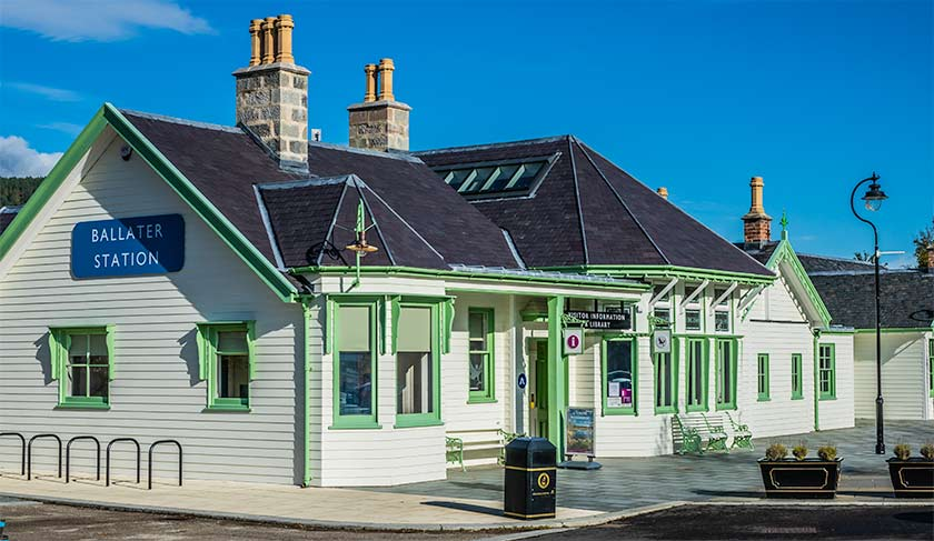 Ballater Victorian Station