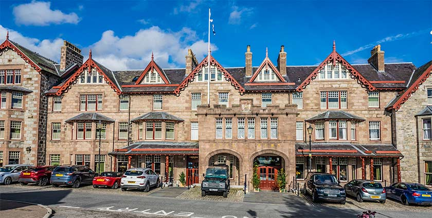 The Fife Arms Hotel Braemar